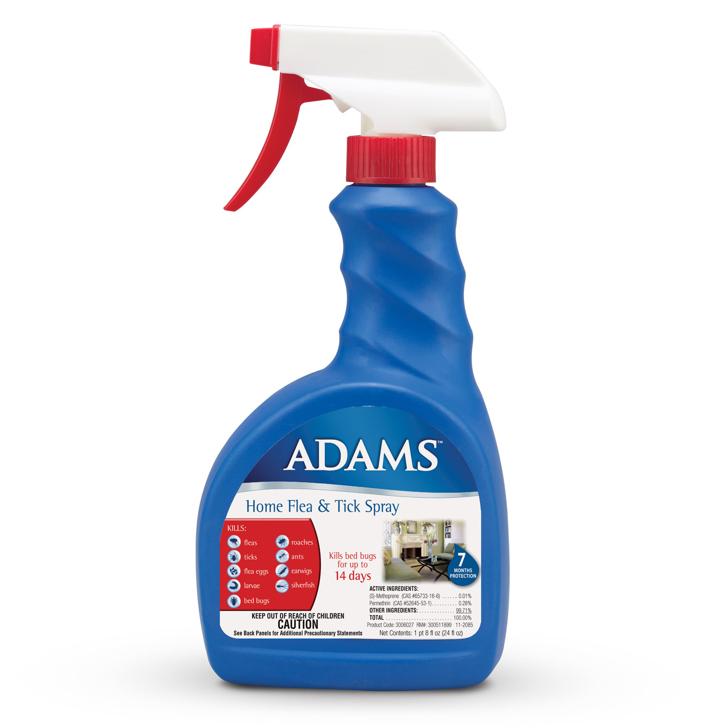 Adams Home Flea & Tick Spray