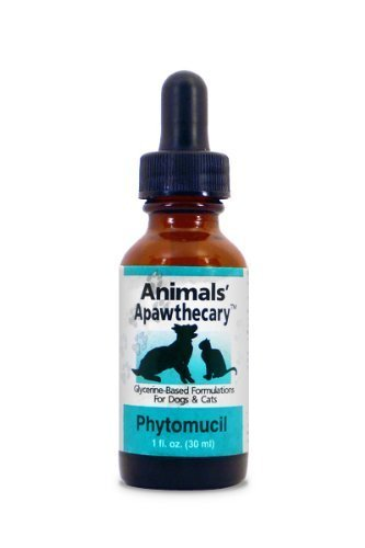 Animal Apawthecary Phytomucil Herbal Digestive Tincture for Dogs and Cats