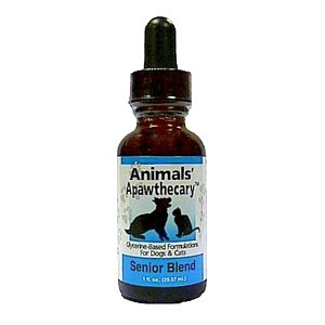 Animal Apawthecary Senior Blend