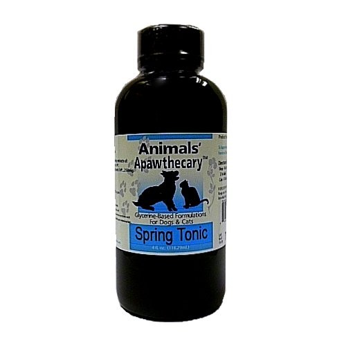 Animal Apawthecary Spring Tonic