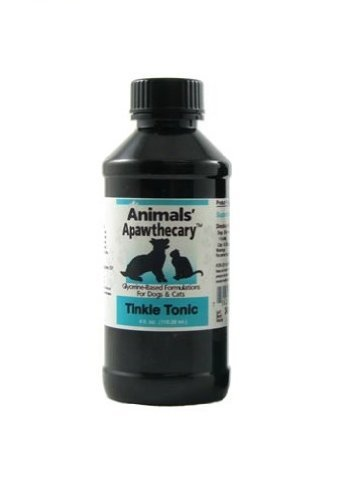 Animal Essentials Apawthecary TINKLE TONIC for Urinary Tract Health