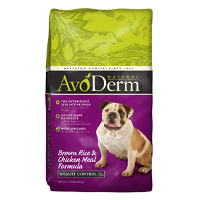 AvoDerm Natural Weight Control Dog Food