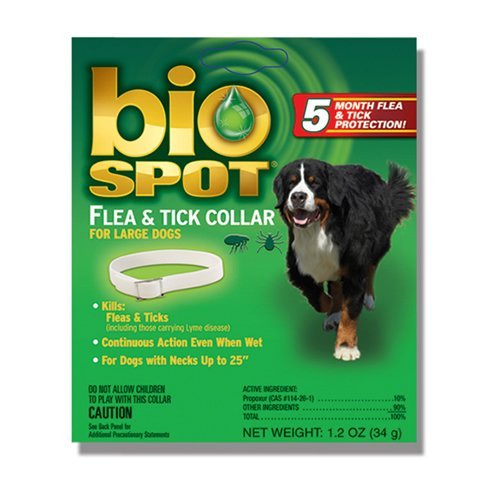Bio Spot Flea and Tick Collar