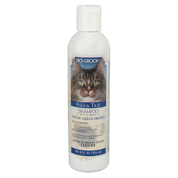 Bio-Groom Flea & Tick Shampoo