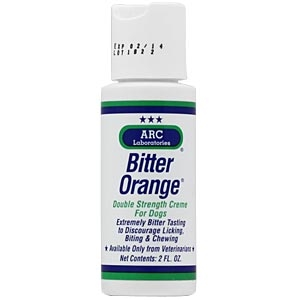 Bitter Orange Cream For Dogs