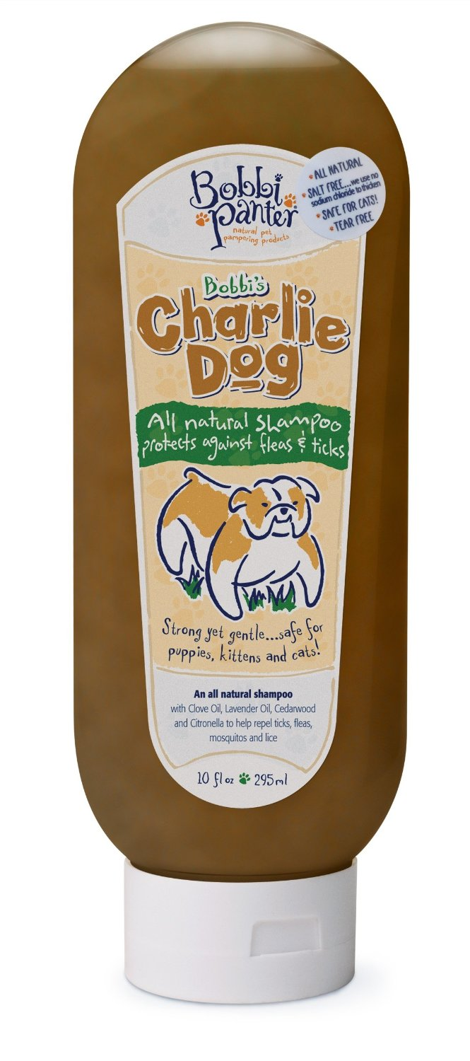 Bobbi Panter Charlie Dog Flea and Tick Shampoo
