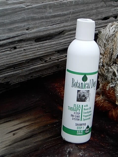 Botanical Dog Natural Neem and Eucalyptus Flea Shampoo