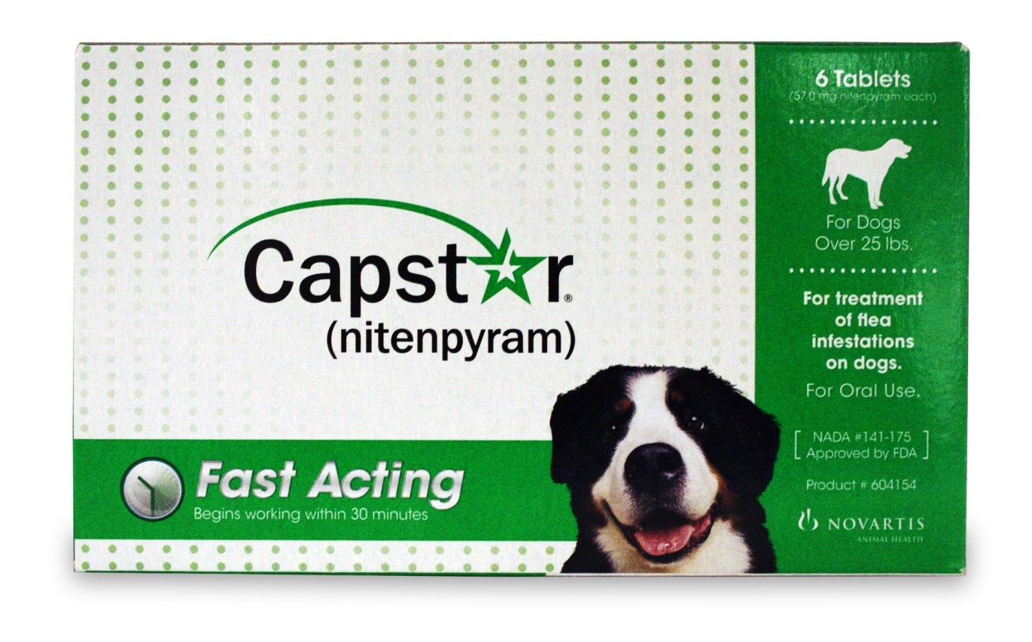 Capstar for Dogs over 25 lbs