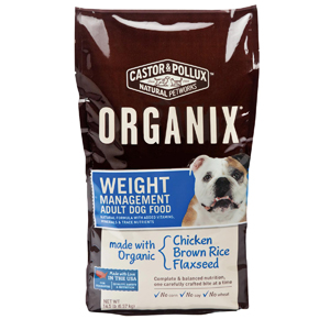 Castor & Pollux Weight Management Dog Food