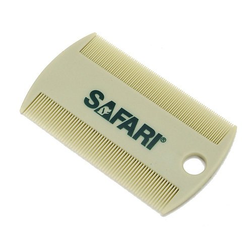 Coastal Pet Products Safari Cat Double Sided Flea Comb