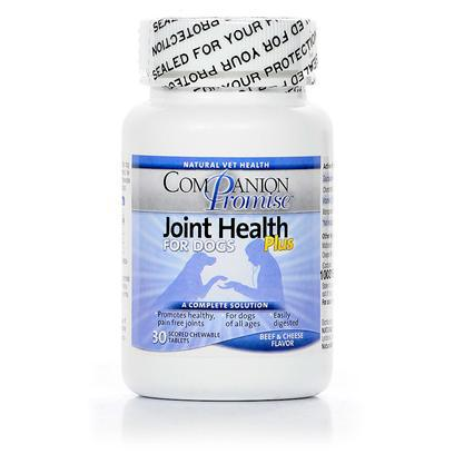 Companion Promise Joint Health Plus for Dogs