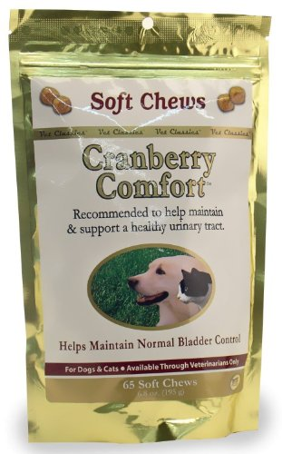 Cranberry Comfort for Dogs & Cats