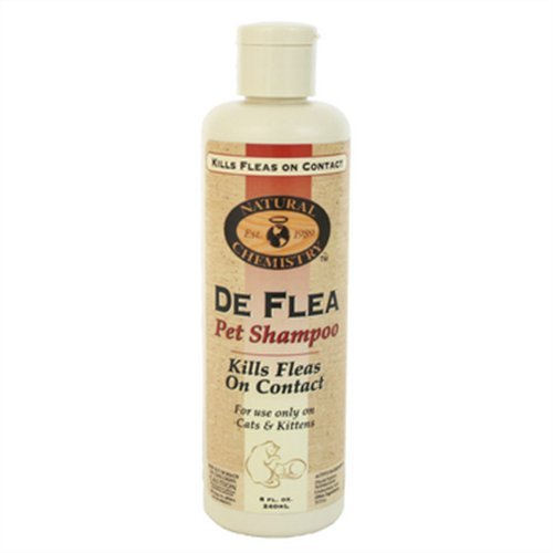 De Flea Ready to Use Flea Shampoo for Cats & Kittens