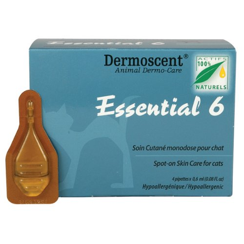 Dermoscent Essential 6 Spot-On Skin Care for Cats