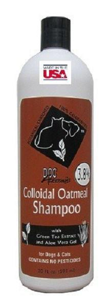Doc Ackerman's Botanical Colloidal Oatmeal Shampoo