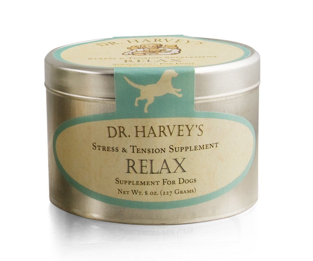 Dr Harvey's Relax and Stress Herbal Supplement for Dogs