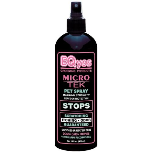 EQyss Micro-Tek Medicated Pet Spray