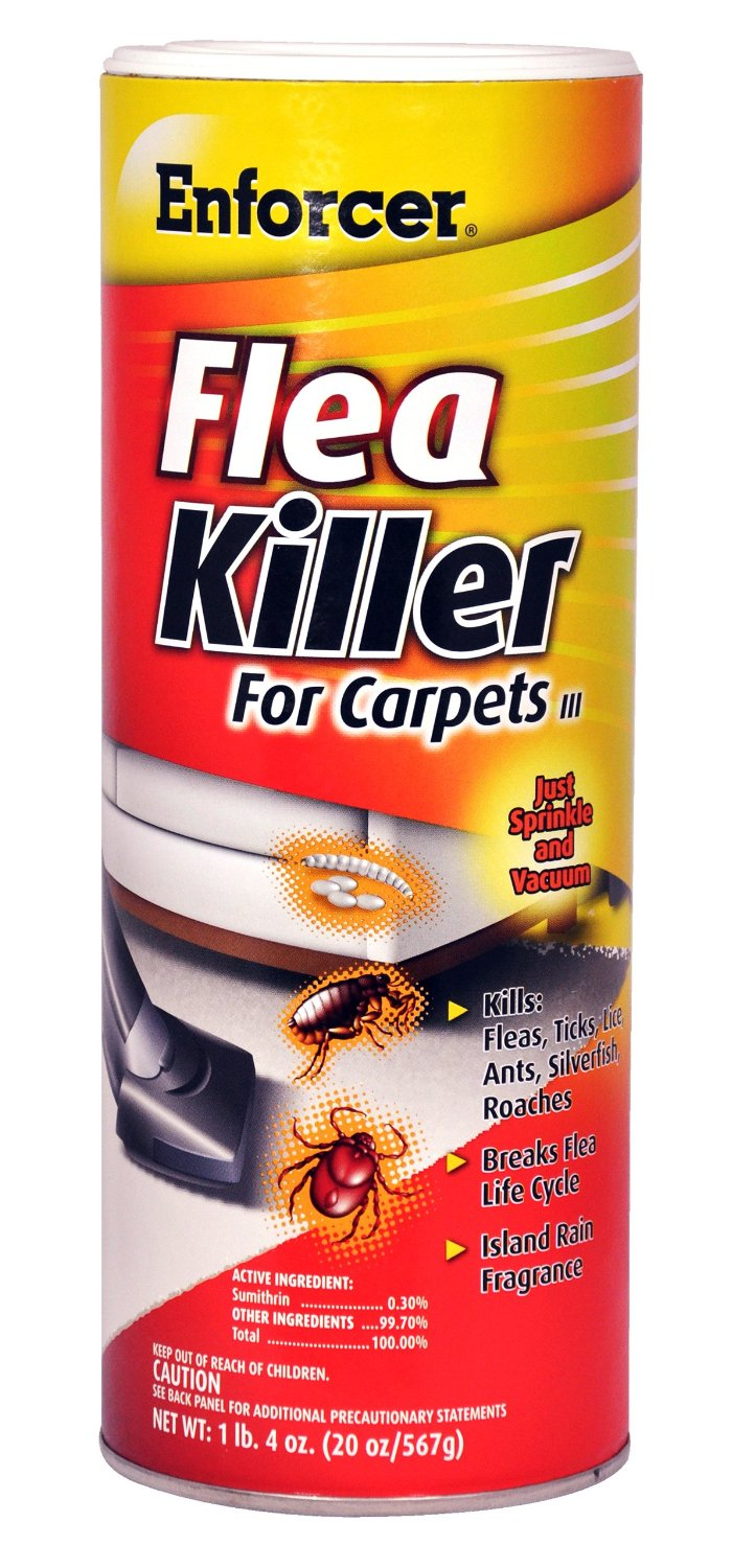 Enforcer Flea Killer for Carpet