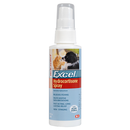 Excel Hydrocortisone Spray