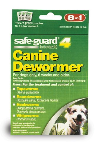 Excel Safe-Guard Canine DeWormer
