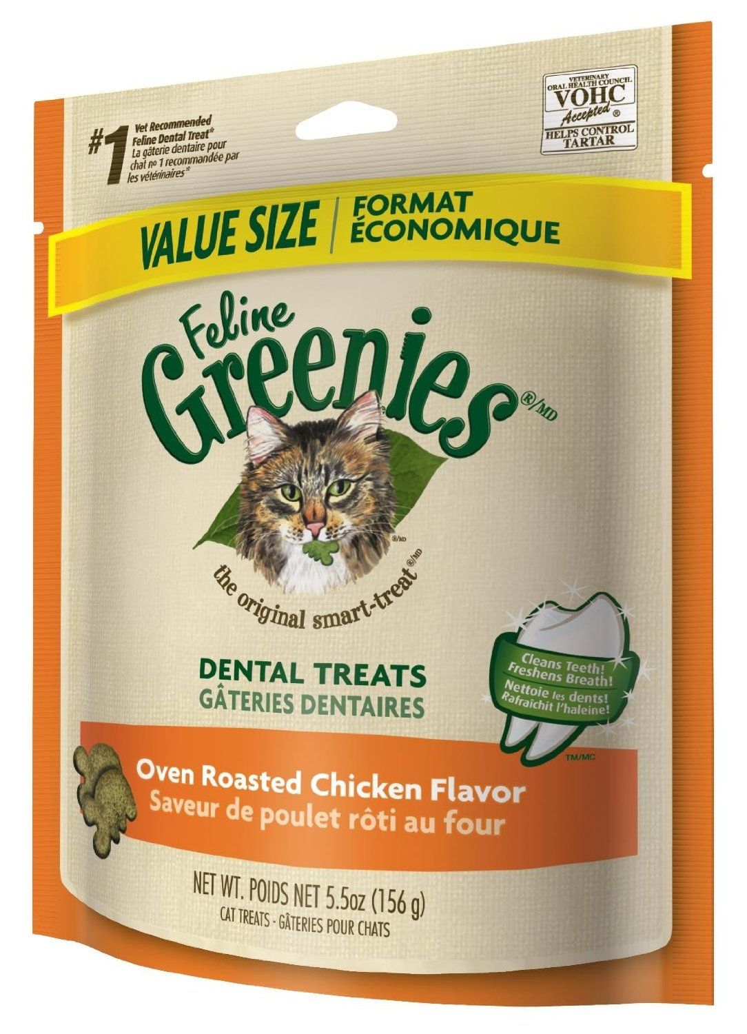 Felines Greenies