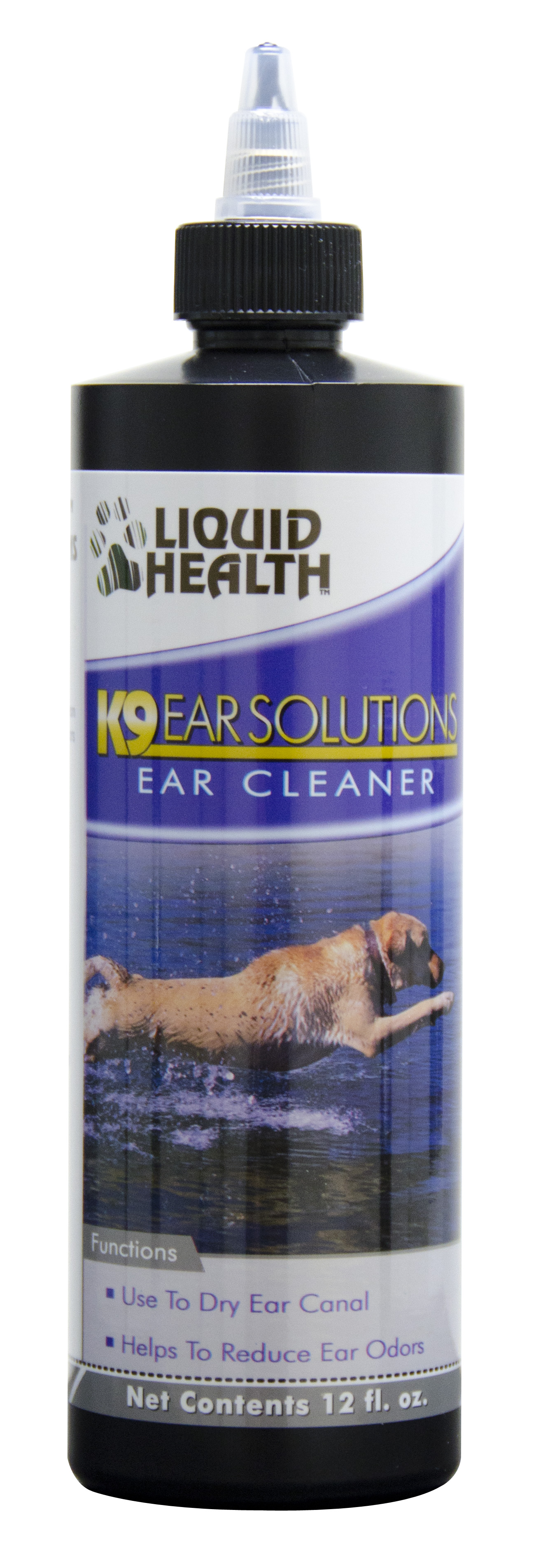 For Animals K9 Ear Solutions
