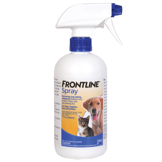 Frontline Dog Flea Relief Spray