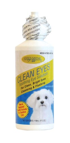 Gold Medal Clean Eyes for Dogs & Cats