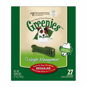 Greenies Weight Management Food