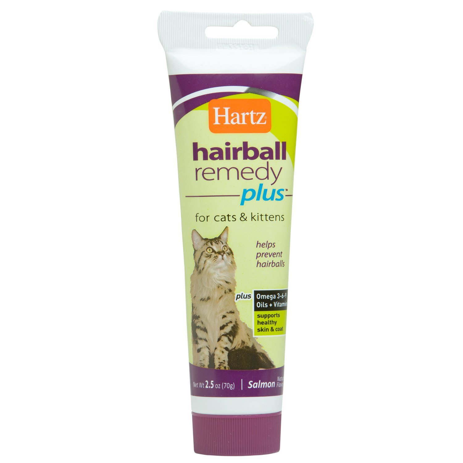 Hartz Hairball Remedy Plus Paste for Cats and Kittens