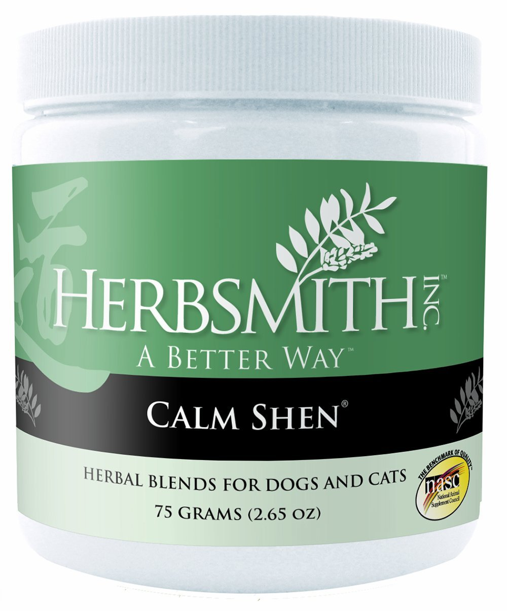 Herbsmith Calm Shen Herbal Supplement for Dogs and Cats