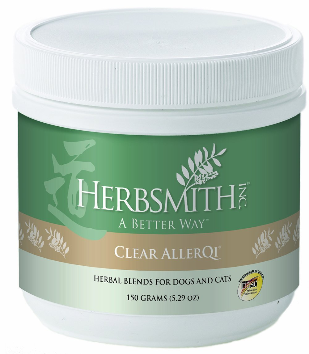 Herbsmith Clear AllerQi Herbal Supplement for Dogs and Cats