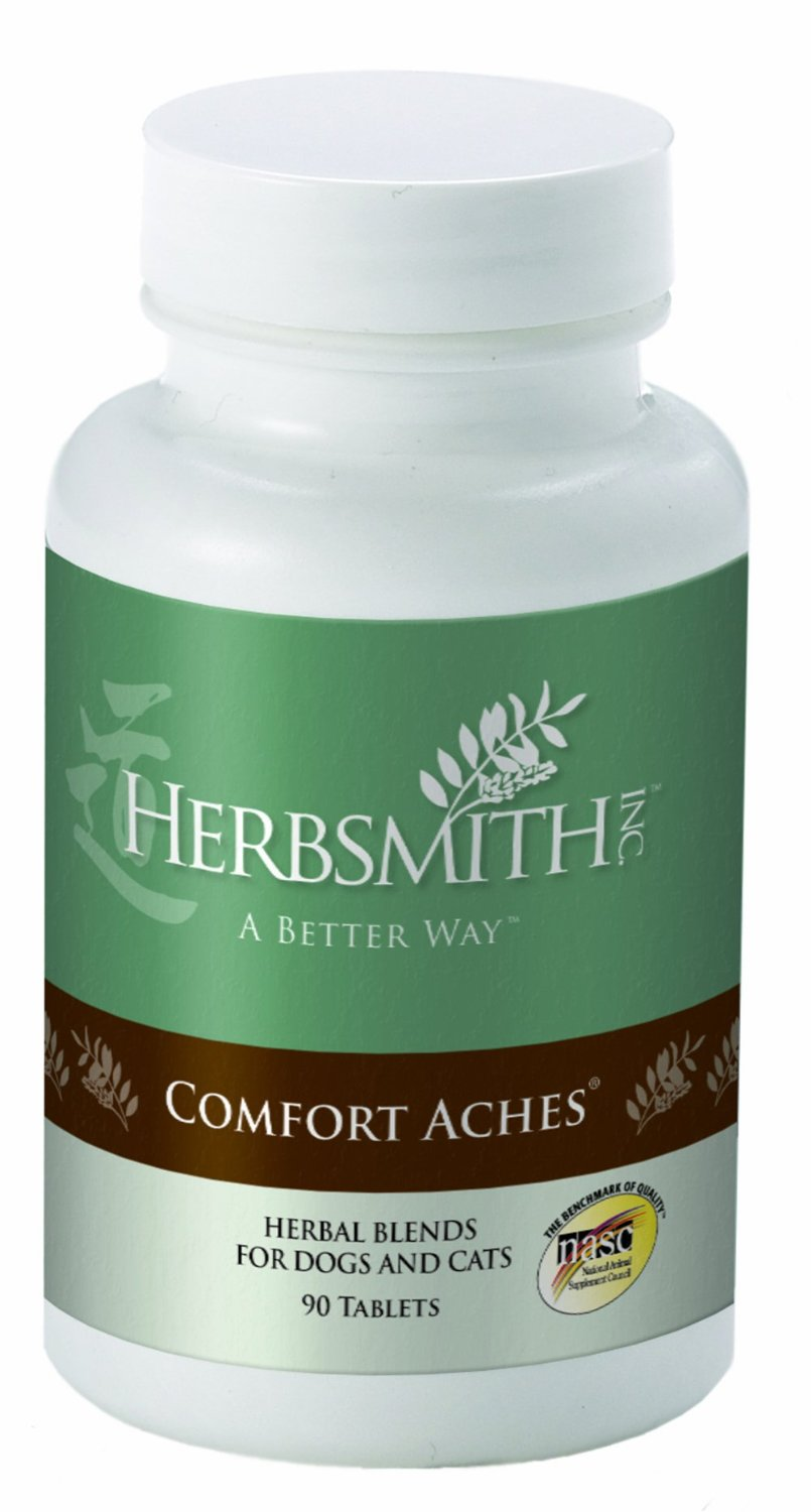 Herbsmith Comfort Aches Herbal Supplement for Dogs and Cats