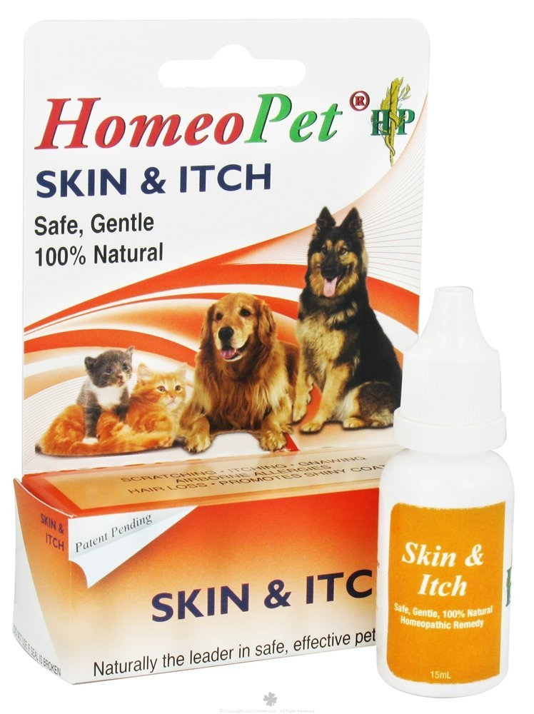 HomeoPet Solutions Skin and Itch Relief