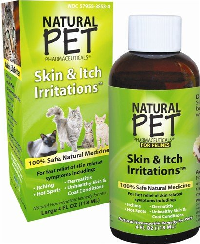 Pet Hot Spots & Itchy Skin