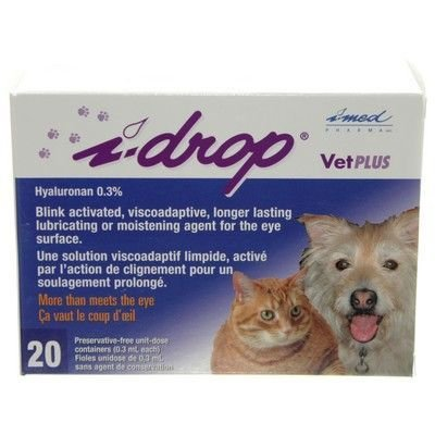 I Drop Vet Plus Eye Lubricant