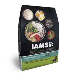 Iams Healthy Naturals Weight Management