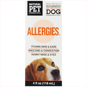 King Bio Allergies for Dog