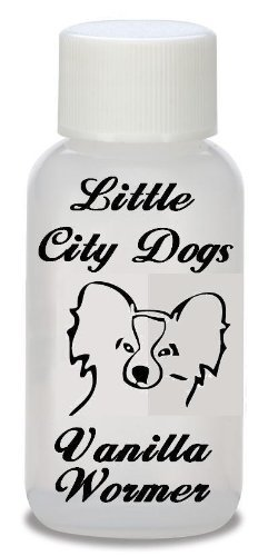 Little City Dogs Vanilla Wormer