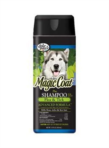 Magic Coat Plus Flea & Tick Shampoo
