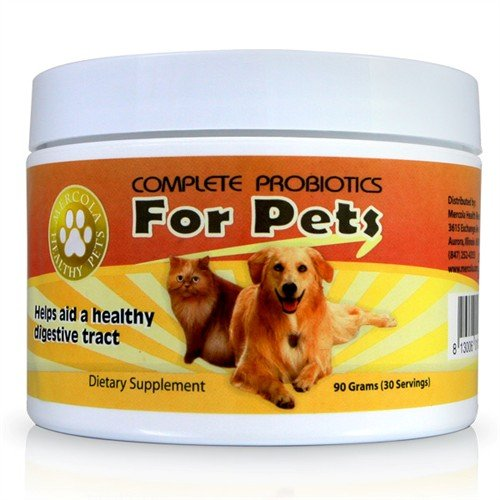 Mercola Complete Probiotics For Pets