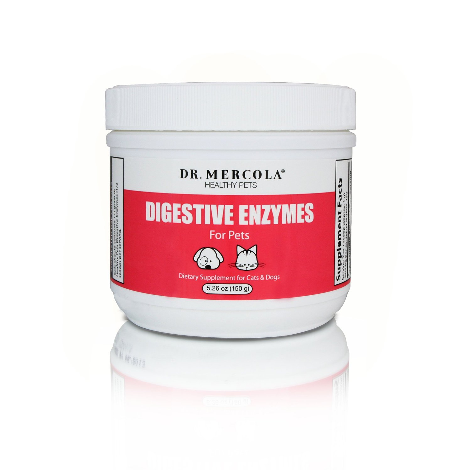 Mercola Digestive Enzymes For Pets