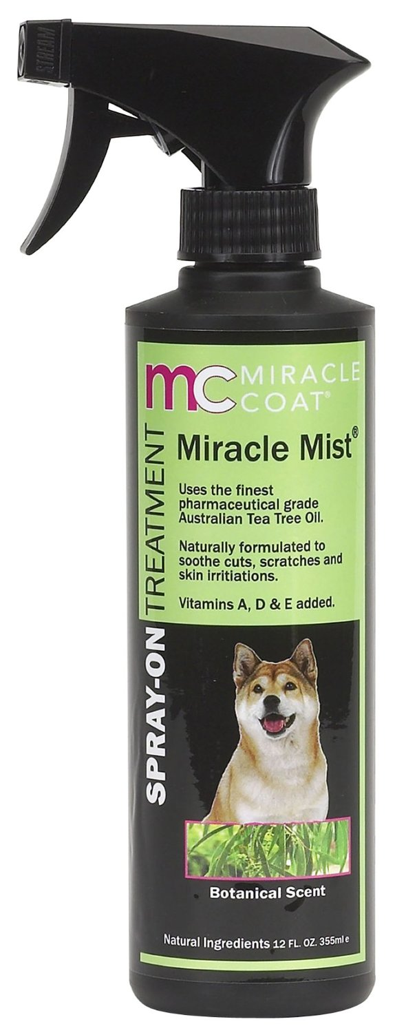 Miracle Coat Miracle Mist Skin Treatment Spray