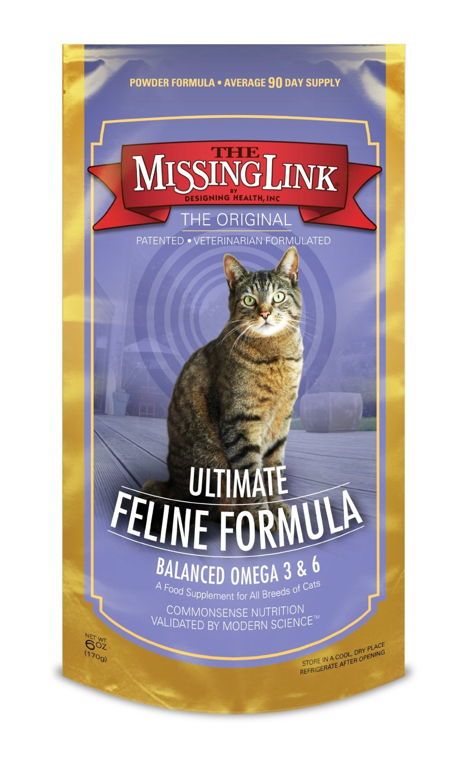 Missing Link Ultimate Feline Formula for Cats
