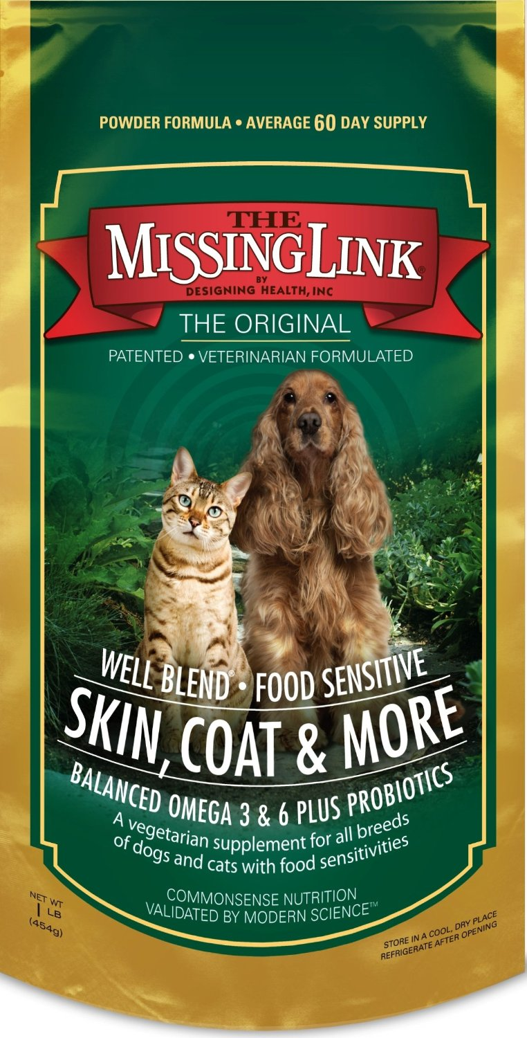 Missing Link Well Blend Nutritional Supplement for Dogs and Cats