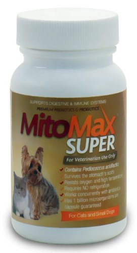 MitoMax Super Probiotics for Cats and Dogs