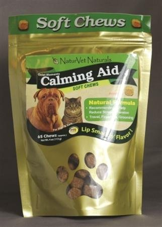 NaturVet Dog Supplies Soft Chew Calming Aid