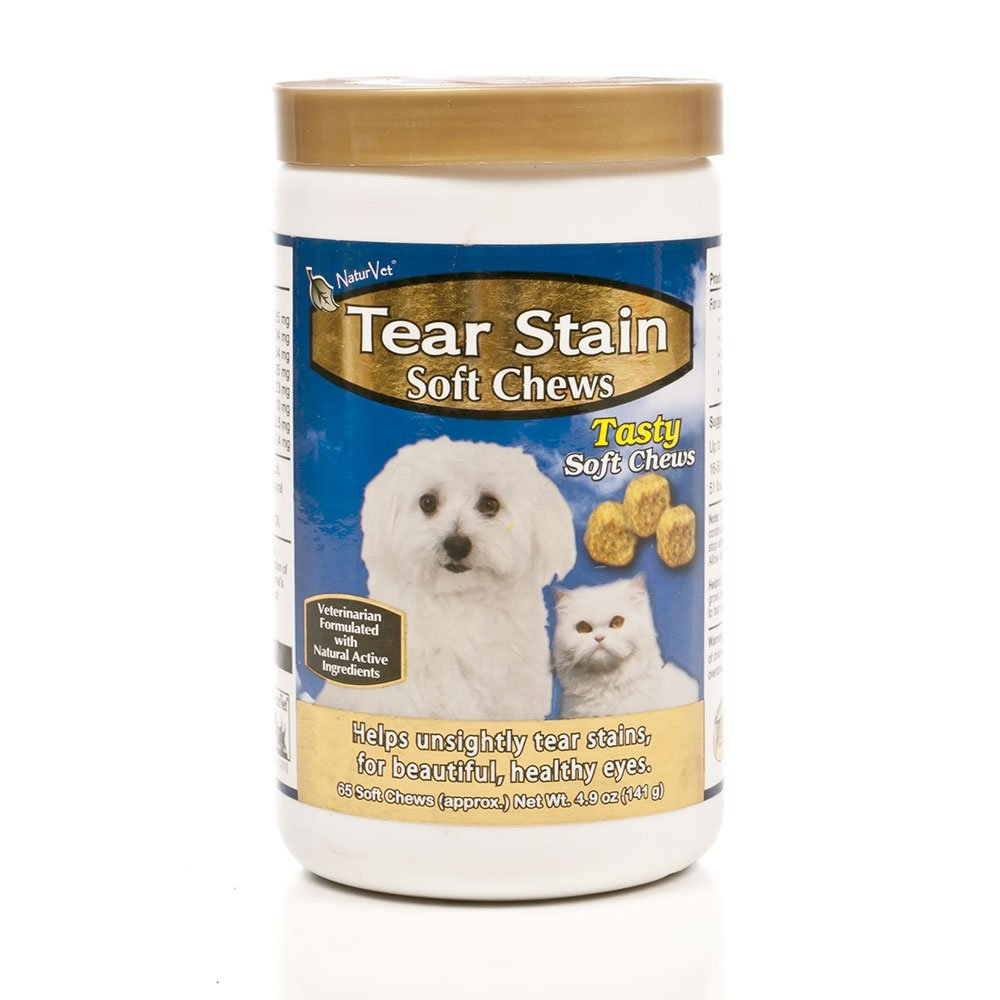 NaturVet Tear Stain Soft Chew