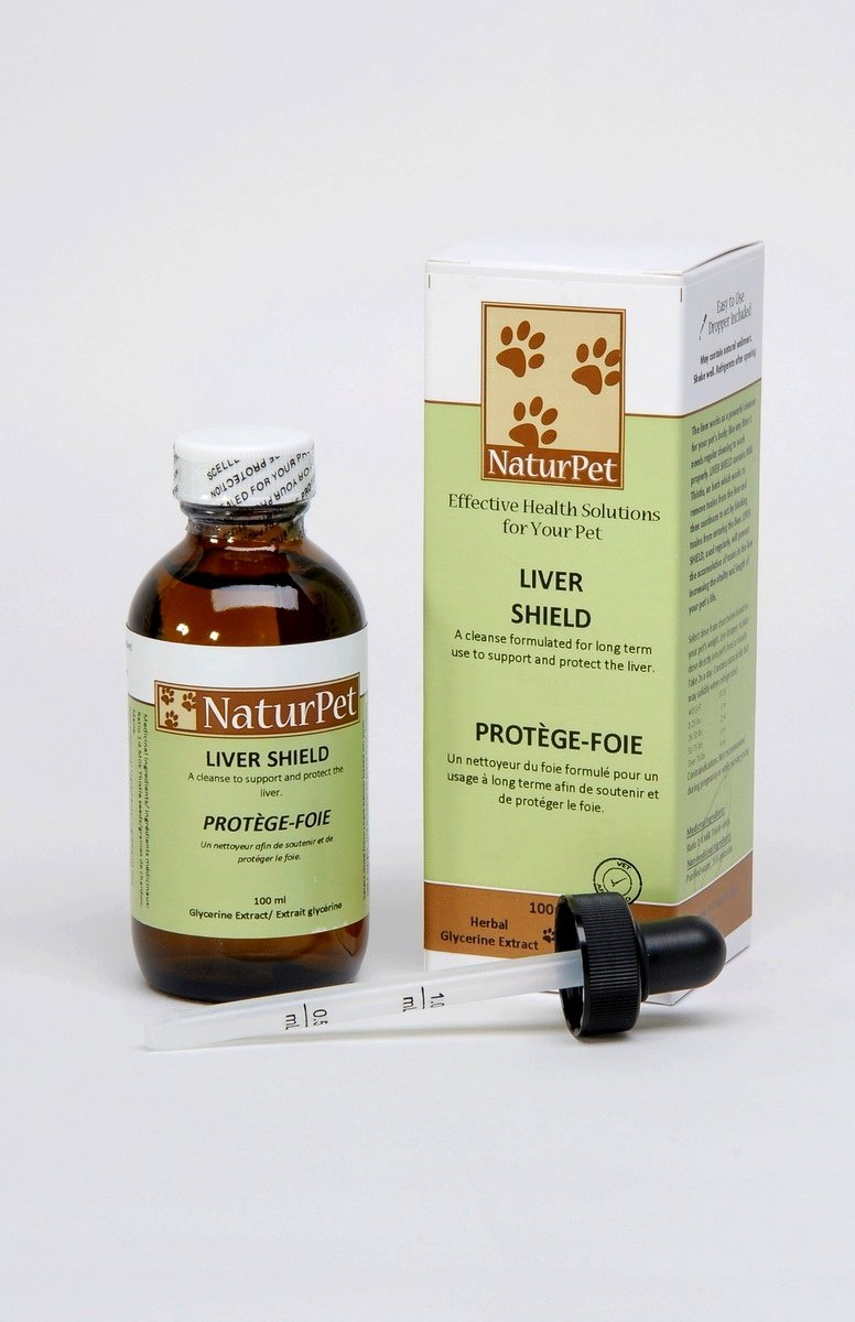 Naturpet Liver Shield