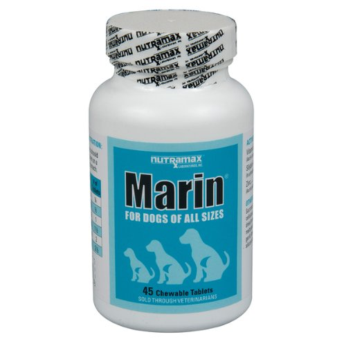 NutraMax Marin Liver Health Supplement